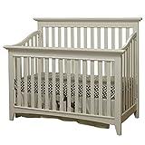 Sorelle Shaker Crib in French White