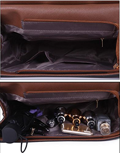 Mère Black Sac Cuir Impression Main Embrayage Sac De Femmes en Sac De À À Set Trois Bandoulière Sacs Gray Parties Mode en LXYIUN wtqUp5B5