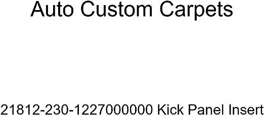 Auto Custom Carpets 21793-230-1228000000 Door Panel Insert