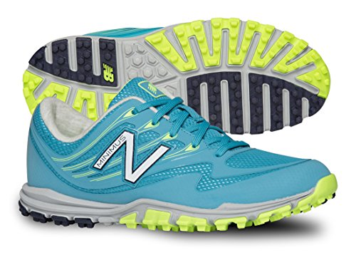 New Balance Women's nbgw1006 Golf Shoe, Blue, 10.5 B US