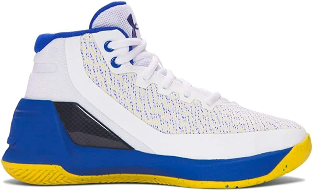 Curry 3 Basketball Shoe Black