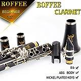 ROFFEE clarinet beginner student level 26N B flat
