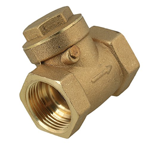 Swing Check Valve (Gold) - 1