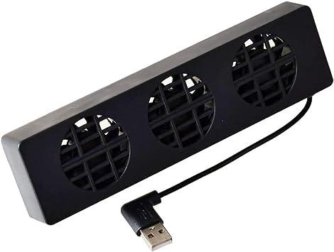 Gazechimp Ventilador De Refrigeración para Nintendo Switch NS ...