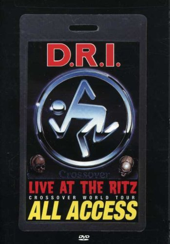 D.R.I. - Live at the Ritz by Rotten