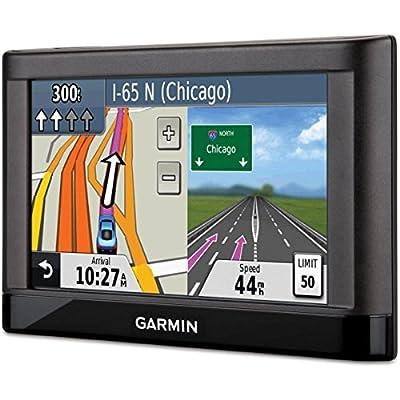 Garmin nuvi 44LM 4.3-Inch Portable Vehicle GPS (US & Canada)(Certified Refurbished)