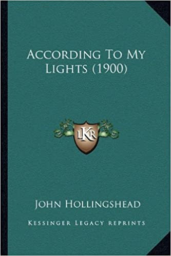 According to My Lights (1900)