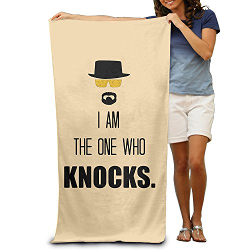 Wall-e Costumes For Adults (LCYC I Am The One Who Knocks Adult High Quality Beach Or Pool Bath Towel 80cm*130cm)