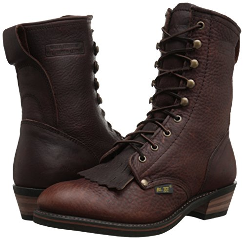 Pictures of Adtec Men's 9 Inch Packer-M Boot Chestnut 9 M US 4