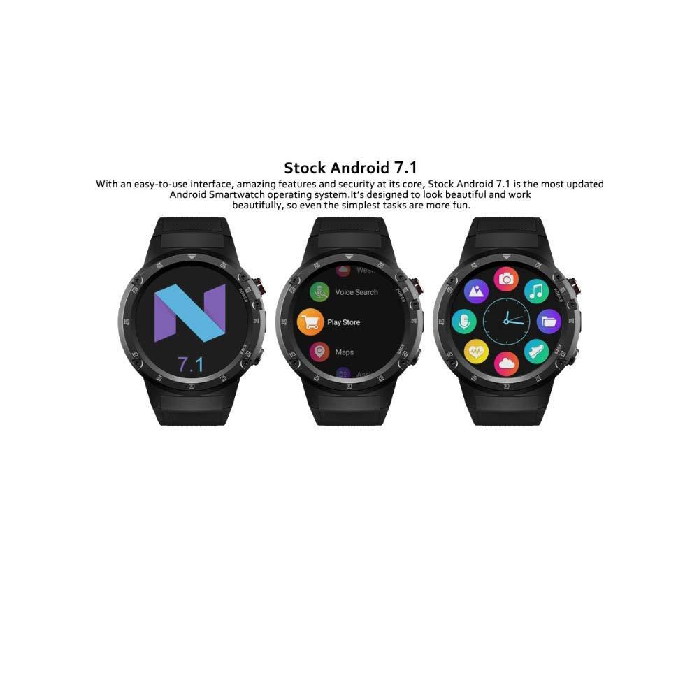 Smartwatches Zeblaze Thor 4 Plus 4G Global Bands GPS/GLONASS ...