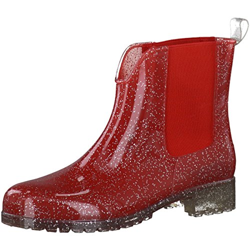 Tamaris Women's 1-1-25445-37-589 Boots red red 3 Red Qx91ksc