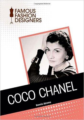 Amazon Com Coco Chanel Famous Fashion Designers 9781604139259 Abrams Dennis Books