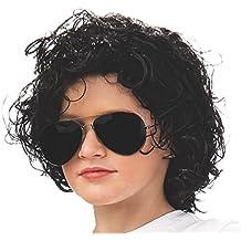Rubies Michael Jackson Curly Child Wig