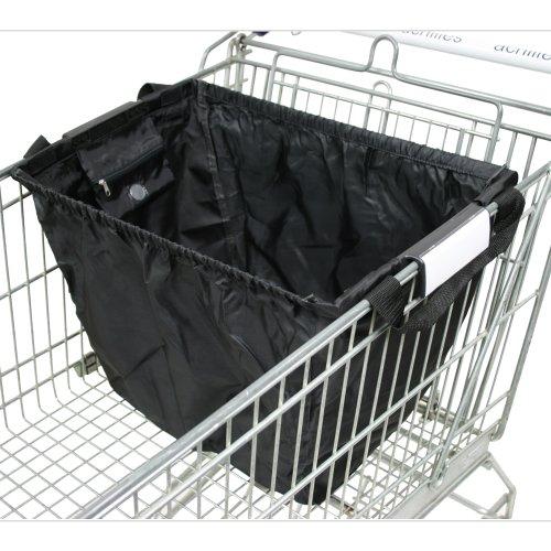 achilles® Faltbare Einkaufswagentasche