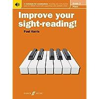 Improve your sight-reading Piano Grade 3 [Improve your sight-reading]