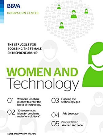 Ebook: Women and Technology (Innovation Trends Series) (English Edition) eBook: BBVA Innovation Center, Innovation Center, BBVA: Amazon.es: Tienda Kindle