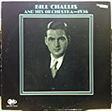 BILL CHALLIS 1936 LP Used_VeryGoodCLP 71 Vinyl 1983 Record