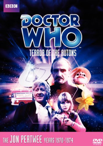 Doctor Who: Terror of the Autons (Story 55) by BBC Home Entertainment