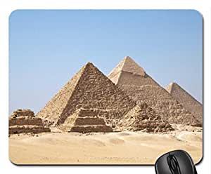 Ancient Egyptian Pyramids Mouse Pad, Mousepad (Ancient Mouse Pad)