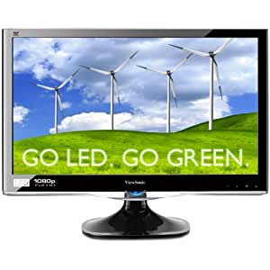 Viewsonic VX2450WM-LED 24-Inch Widescreen LED-Lit LCD Monitor
