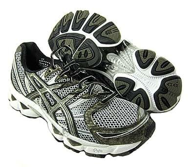 Asics Mens Gel-Nimbus 12 White/Lightning/Lime Fashion-Sneakers US 14 NIB FBA