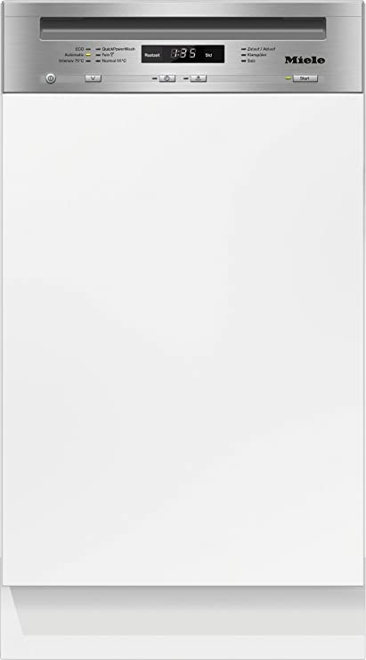 Miele g4722 SCi Acero Inoxidable Lavavajillas notebook int egriert/A + +