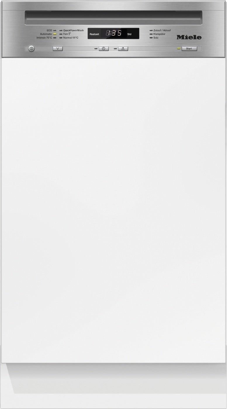 Miele g4722 SCi Acero Inoxidable Lavavajillas notebook int egriert ...