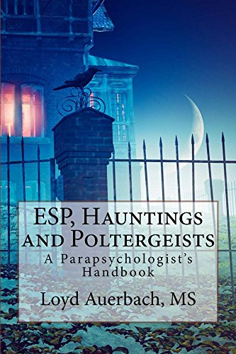 Image result for ESP, Hauntings, and Poltergeists : A Parapsychologist's Handbook