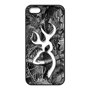 Browning Pattern Fashion Comstom Plastic Case For Iphone 6 4.7 Inch Cover