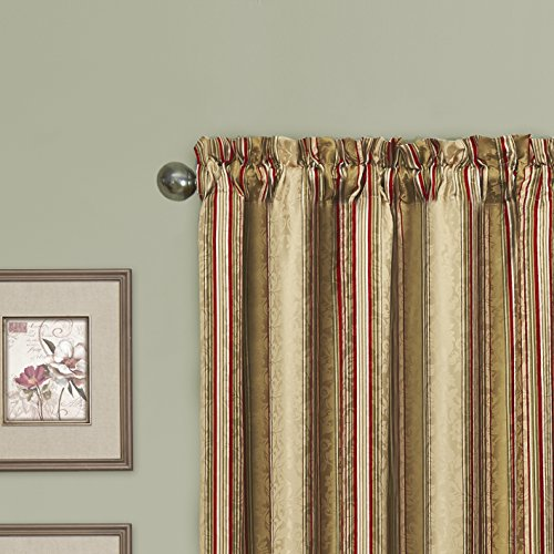 Buy waverly rod pocket panel curtain drapes