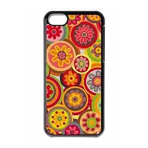 Tierra Nueva iPhone 5c Cell Phone Case Black DIY Gift xxy002_5047691