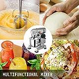 Happybuy Commercial Food Mixer 10Qt 450W 3 Speeds