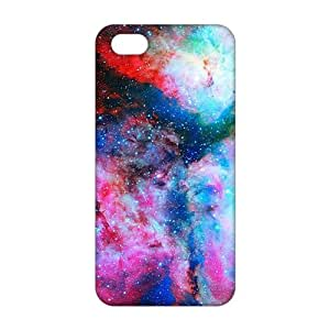 Fortune Changeable colorful sky 3D Phone Case for iPhone 5s
