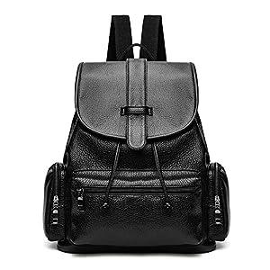 Amazon.com | BAOFASHION Womens Travelling bags Girls' Retro ...