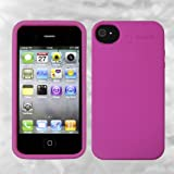 Nite Ize BIO-IP4-12 Bio Case for iPhone 4/4S, 1-Pack, Retail Packaging, Pink