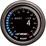 Tanabe 1TR1AA001 Revel VLS Boost Gauge, 52mm