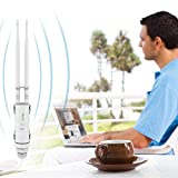 DIGITAL GADGETS Outdoor Weatherproof Wi-Fi Extender and Network Repeater For Backyard and Patio