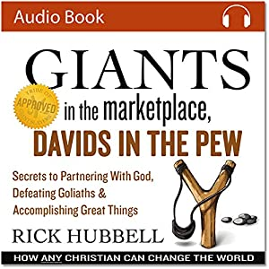 Giants in the Marketplace, Davids in the Pew Audiobook
