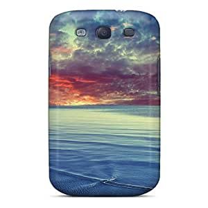 Premium Protection Baltic Sea Case Cover For Galaxy S3- Retail Packaging by icecream design