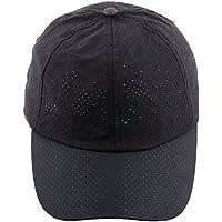 moonsix Unisex Baseball Cap,Lightweight Breathable Running Quick Dry Sport Hat