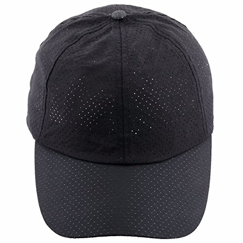 Moonsix Unisex Baseball Cap,Lightweight Breathable Running Quick Dry Sport - Hat Run