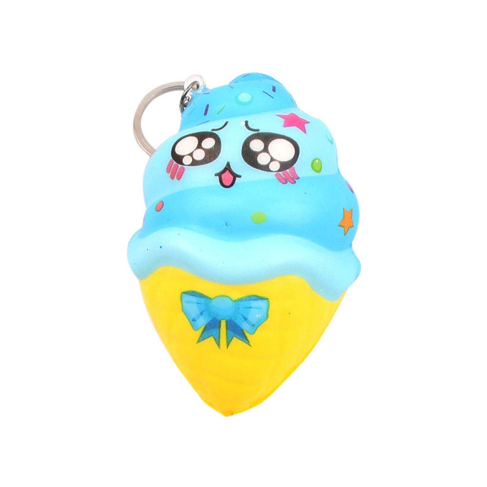Amazon.com: Mikilo Squishies, Ice Cream Squishy Toys, Mini ...