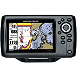 Humminbird 409720-1 HELIX 5 PT Portable Fish Finder with GPS by Humminbird