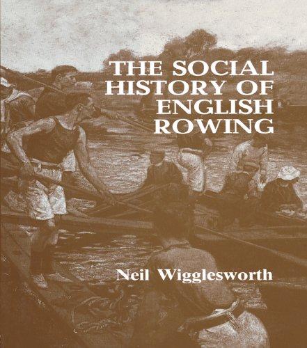 The Social History of English Rowing Pdf