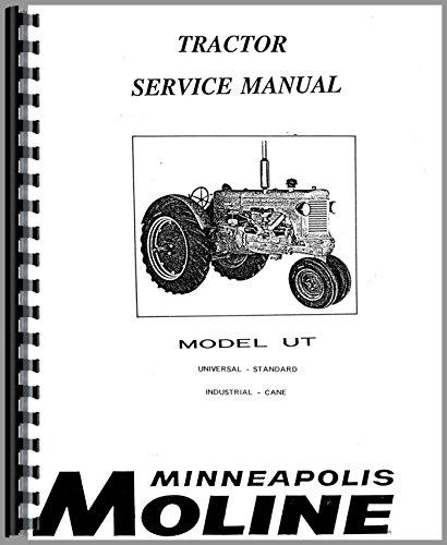 Minneapolis Moline U Tractor Service Manual