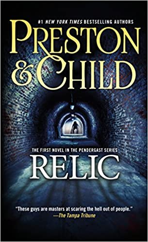 Preston download douglas free relic ebook