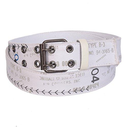 BBBelts Men 1.5 Wide Burgundy Full Grain Cowhide Leather Metal Buckle Belt