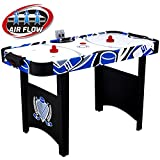 MD Sports 1614823 48-inch Air Powered Hockey Table