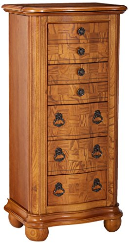 - Powell Porter Valley Jewelry Armoire