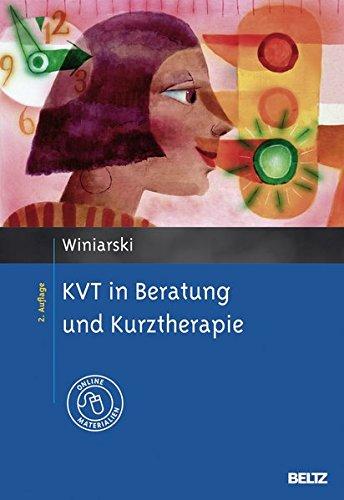 KVT in Beratung und Kurztherapie: Mit Online-Materialien